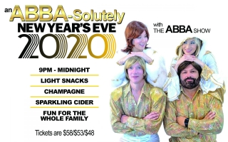 AN ABBA-SOLUTELY NEW YEAR'S EVE - 12/31