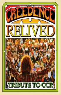 CREEDENCE RELIVED  9/13