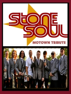 STONE SOUL - A TRIBUTE TO MOTOWN- Date to be determined at The Grove at The Fox